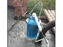 [江西进贤]3寸潜水泥浆泵 抽沼气池沼渣