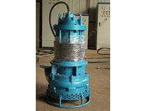[吉林辽源]2寸潜水泥浆泵用于墙体材料公司