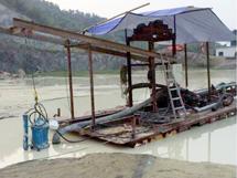 [浙江杭州]6寸潜水抽沙泵用于抽尾矿砂