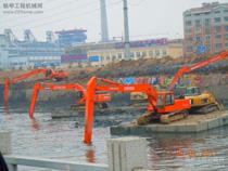 小清河清淤施工方案