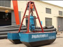 [广东东莞]3寸潜水泥浆泵用于污水厂沉淀池清理