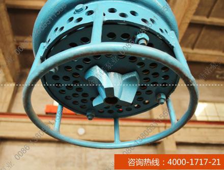[内蒙古鄂尔多斯]神华集团15KW潜水泥浆泵抽煤泥