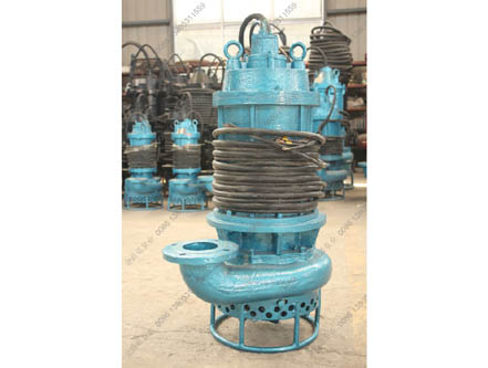 [内蒙古]神华矿业集团再次购买15千瓦NSQ潜水泥浆泵