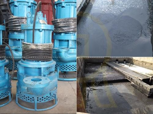 【江苏苏州】7.5KW潜水抽沙泵 抽沉淀池料渣