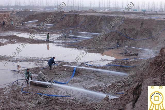 立式抽砂泵使用