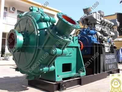 多用途柴油机抽沙泵机组