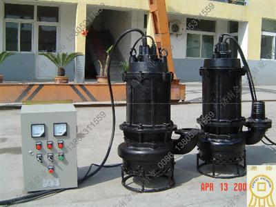 潜水电动抽沙泵