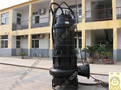 潜水铁砂泵