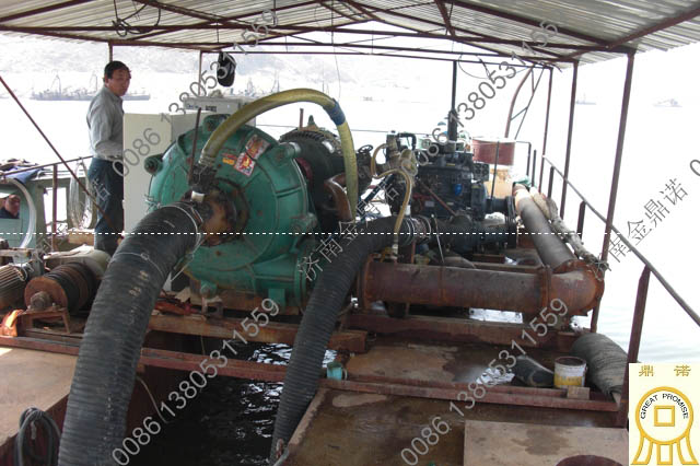 多用途铁砂泵