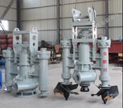 YQS37型 液压吸砂泵